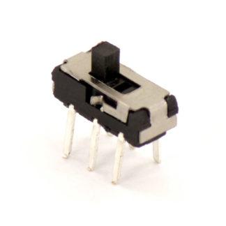Переключатель (switch) MSS-22D18G2 (2P2T)