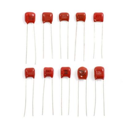 Пленочные (CBB) конденсаторы