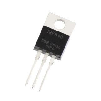 Транзистор MOSFET IRF840