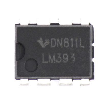 Сдвоенный компаратор LM393
