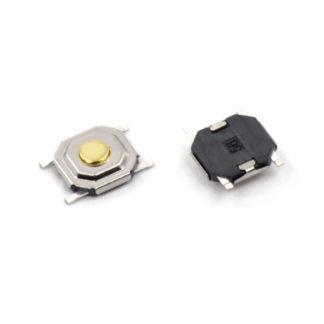 Тактовая кнопка 4x4x1.5 мм (SMD)