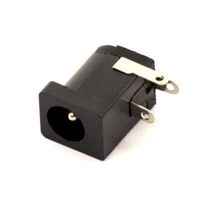 Разъем питания 5.5 x 2.1 мм для монтажа на плату (DC-005)