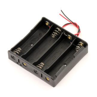 Батарейный отсек 4×18650