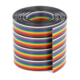 Цветные провода 1.4мм, 40P (1 метр)