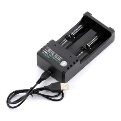 Зарядное устройство для 18650 (Li-ion), 2P