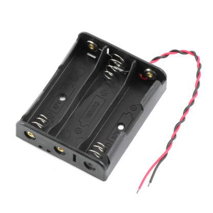 Батарейный отсек 3x18650