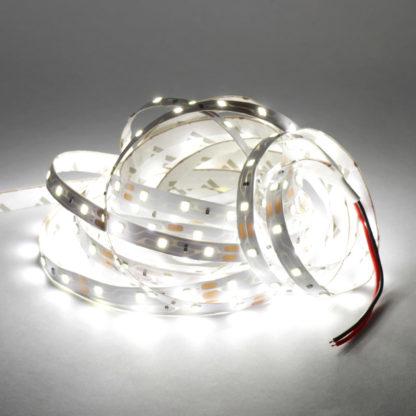 Светодиодная лента SMD2835, 12 В (5 м) - Белый холодный