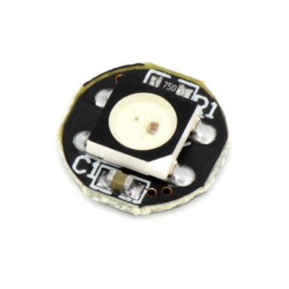 Светодиод WS2812B (5 В) SMD 5050 на плате