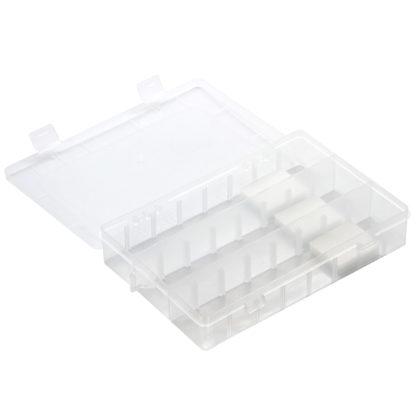 Пластиковый органайзер (24 ячейки)