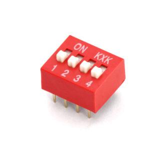 DIP-8 переключатель DS-04