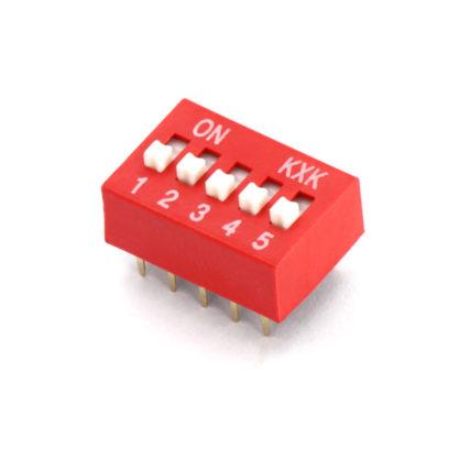 DIP-10 переключатель DS-05