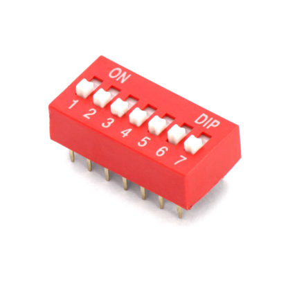 DIP-14 переключатель DS-07