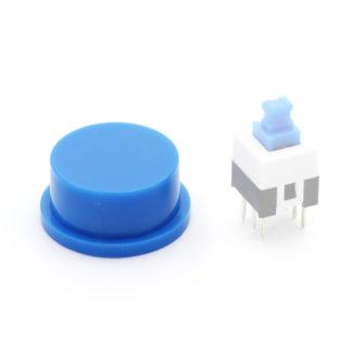 Колпачок для кнопки 7×7 мм