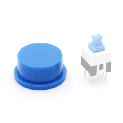 Колпачок для кнопки 7x7 мм