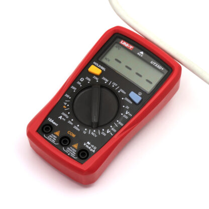 Мультиметр UNI-T UT33D+ (c функцией детектирования высокого напряжения)