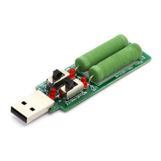 USB-нагрузка (2 резистора по 10 Вт) | 5 В, 1-2-3А