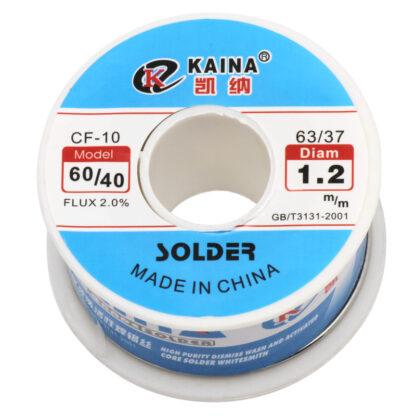 Припой KAINA 60/40 1.2 мм (100 г) с флюсом
