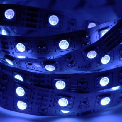 RGB-светодиодная лента SMD5050, 12 В (5 м)