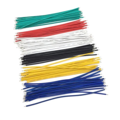 24AWG провода 10 см (10 штук)