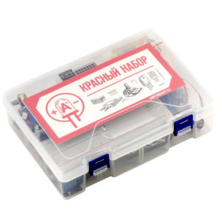 Arduino Kit: Красный набор