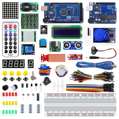 Arduino Starter Kit: Красный набор