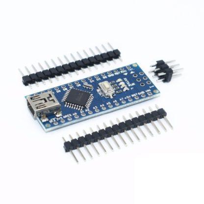 Nano на CH340G без пайки