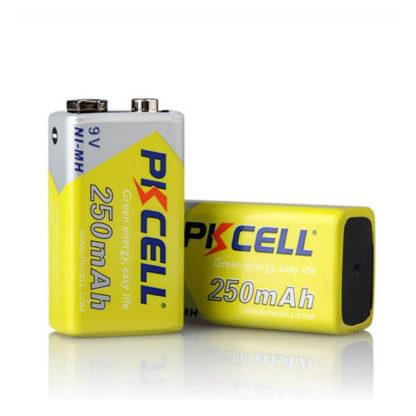 PKCell 250 mAh