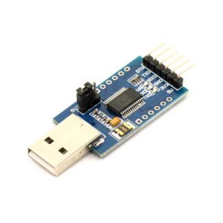 Преобразователь USB-UART на FT232RL